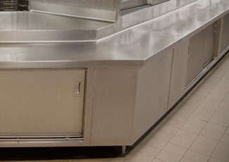 Stainless Steel Cabinets - Stamford, CT