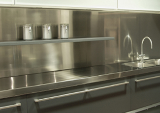 Stainless Steel Countertops - Stamford, CT