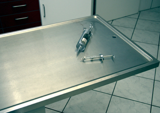 Stainless Steel Tables - Stamford, CT